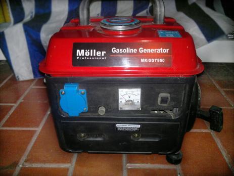 Купить Генератор бензиновый Moller MR GGT 950 Москва