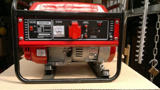 Купить Генератор бензиновый Moller MR GGT 1300 R Москва