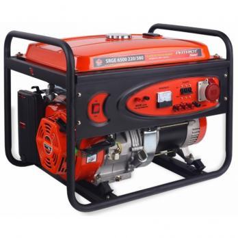 Купить Бензиновый генератор PATRIOT SRGE 6500 Москва