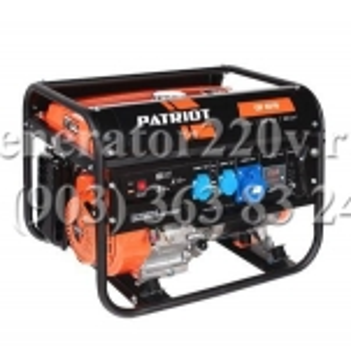 КупитьБензиновый генератор PATRIOT GP 6510 Москва