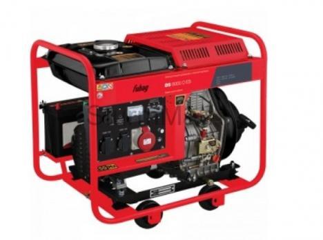 Купить Дизельный генератор Fubag DS 6000 D ES Москва