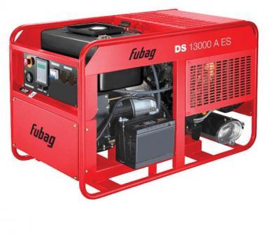 Купить Дизельный генератор FUBAG DS 13000 A ES Москва