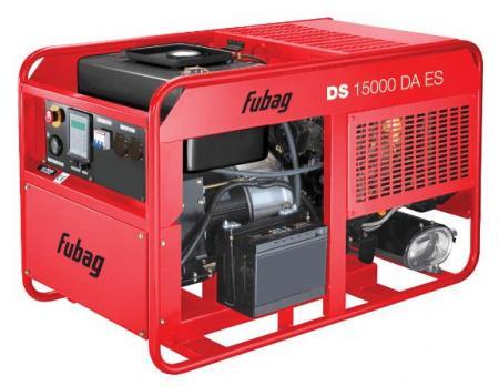 Купить Дизельный генератор FUBAG DS 15000 DA ES Москва
