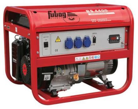 Купить Бензиновый генератор Fubag BS 4400 Москва