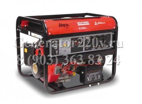 Купить Бензиновый генератор Fubag MS 5700 ES Москва
