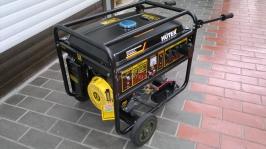 Купить Бензиновый генератор Huter DY 8000 LX Москва