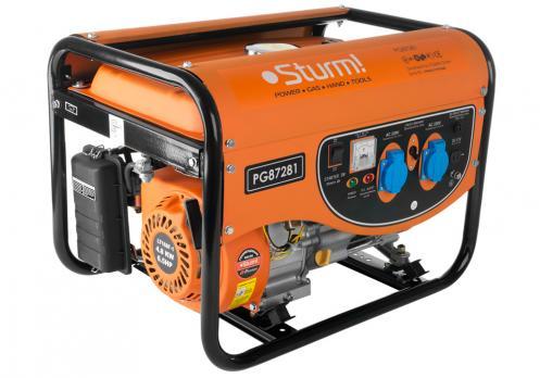 Бензиновый генератор Sturm PG87281