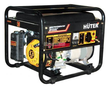 Купить Бензиновый генератор HUTER DY 2500 L Москва