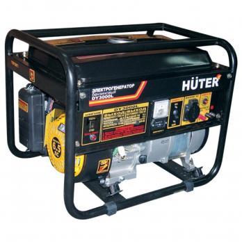 Купить Бензиновый генератор Huter DY 3000 L Москва