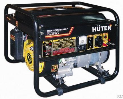 Купить Бензиновый генератор Huter DY 4000 LХ Москва