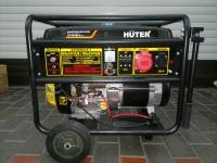 Купить Бензиновый генератор Huter DY 8000 LX 3 Москва