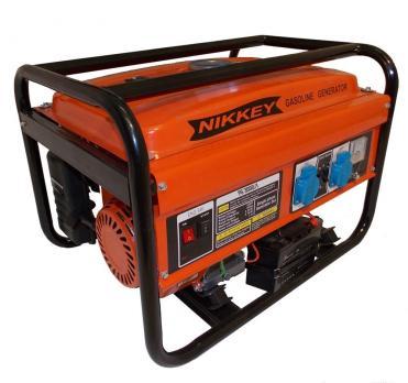 Бензиновый генератор Nikkey PG-4000