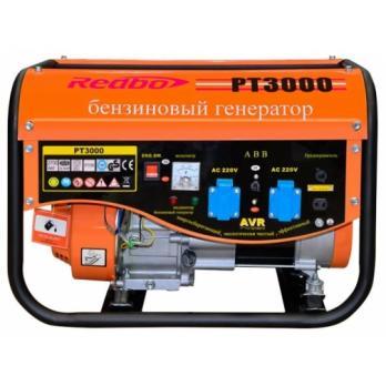 Генератор бензиновый Redbo PT 3000