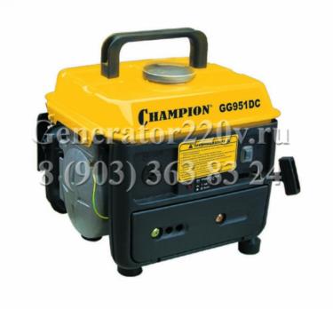 Купить Инверторный генератор Champion GG 951DC Москва, цена