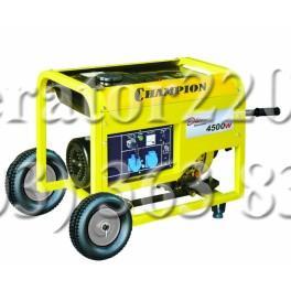 Купить дизельный генератор дизельный Champion DG6000E Москва, цена