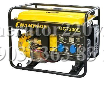 Купить Бензиновый генератор Champion GG7200E Москва, цена