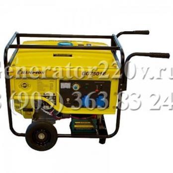 Купить Бензиновый генератор Champion GG7501E Москва, цена