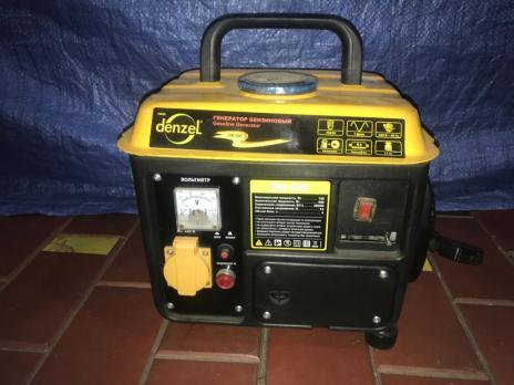 Купить Генератор бензиновый DENZEL DB 950 Москва