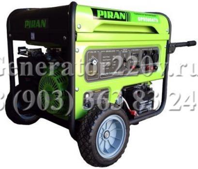 Купить Бензиновый генератор PIRAN GP 8500 ATS Москва
