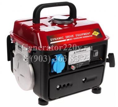 Купить Бензиновый генератор DDE GG 950 DC цена 4500 руб Москва