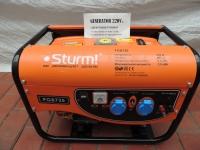 Бензиновый генератор Sturm PG 8735