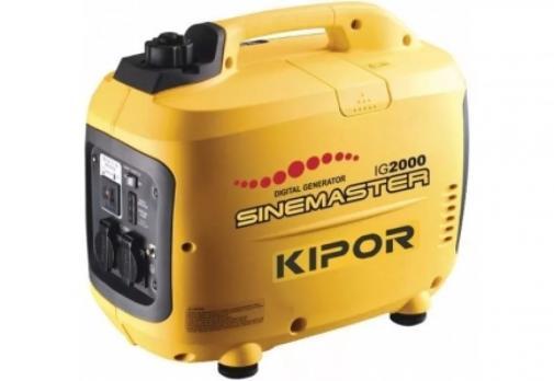 Бензиновый инверторный генератор KIPOR IG 2000 Москва
