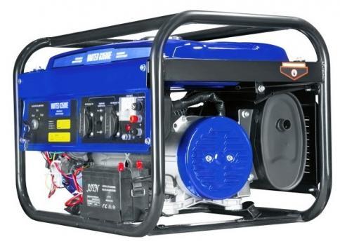 Бензиновый генератор VARTEG G7500E Москва