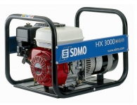 Генератор SDMO HX 3000 Москва