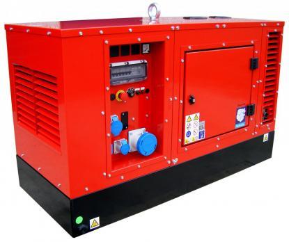 Дизельный генератор EUROPOWER EPS 163 DE МОСКВА