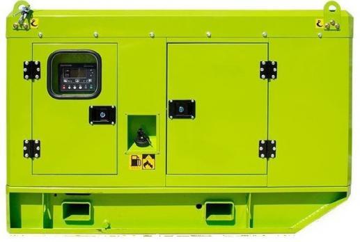 Дизельный генератор Motor АД15-Т400-R в кожухе с АВР Москва