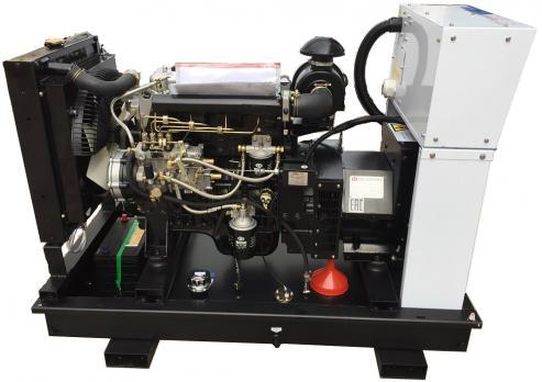 Дизельный генератор АМПЕРОС АД 12-Т230 P (Проф) МОСКВА