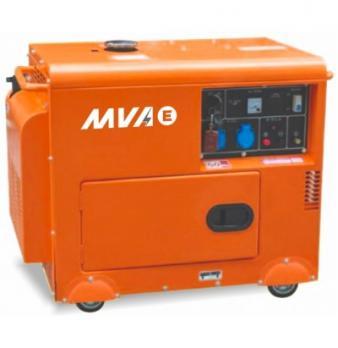 Дизельный генератор MVAE ДГ 5300 К Москва