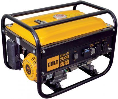 Бензиновый генератор COLT Sheriff 2500