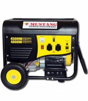 Бензиновый генератор MUSTANG CРG 5000
