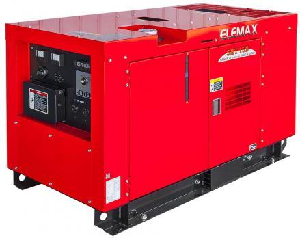 Дизельный генератор Elemax SHT15D-R с АВР