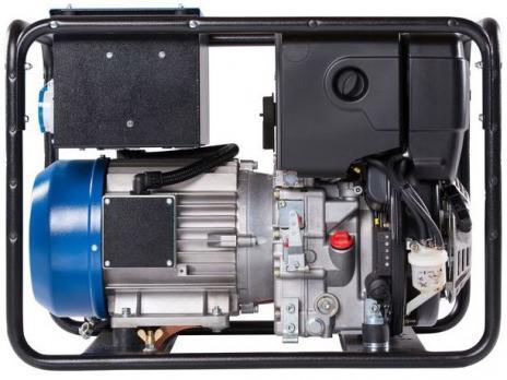 Дизельный генератор Geko 7801 E-AA-ZEDA с АВР