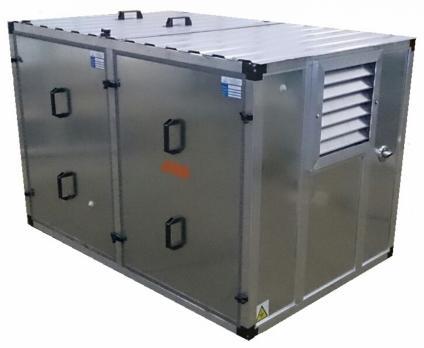 Дизельный генератор Geko 7801 ED-AA-ZEDA в контейнере