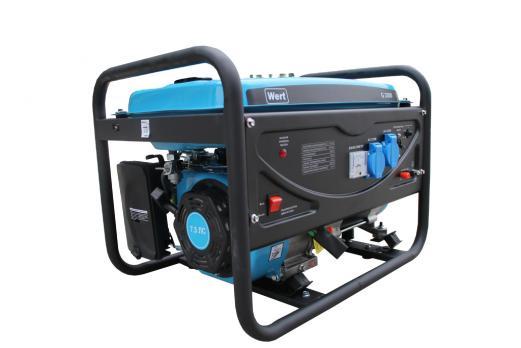 Бензиновый Генератор WERT G3500