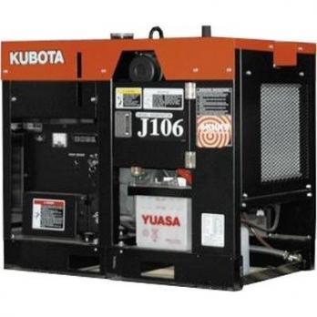 Дизельный генератор Kubota J 106