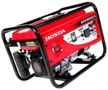 Купить Бензиновая электростанция Honda EP2500CX, цена 50900 руб, Москва