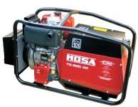 Дизельная электростанция MOSA TS 200 DES/CF