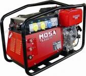 Дизельная электростанция MOSA TS 200 DS/CF