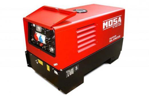 Дизельная электростанция MOSA TS 300 KSX/EL