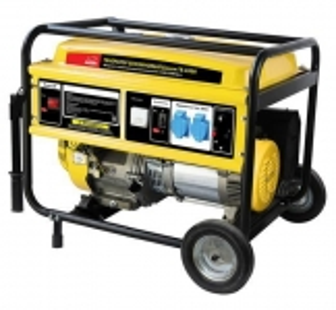 Бензиновая электростанция Бизон ГБ-6500
