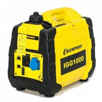 Бензиновый генератор CHAMPION IGG1000