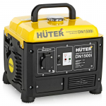 Бензиновая электростанция Huter DN1500i