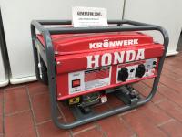 Бензиновый генератор KRONWERK KB2500