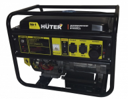 Бензиновый генератор HUTER DY 9500LX Москва