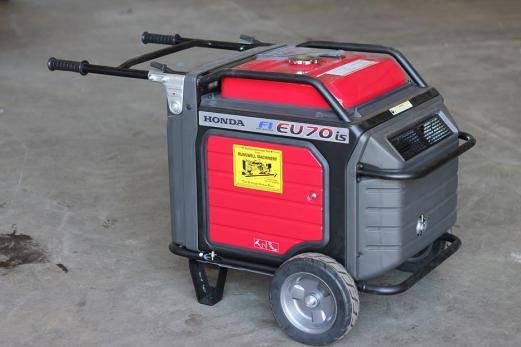 Инверторный бензиновый генератор Honda EU70iSRGT