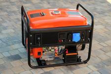 Бензиновый генератор HUNTER BG 6500E